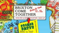 Brixton Come Togetheris returning for a third year promising another feast of urban festivities. Located inSt Mathews Peace Garden and runningon the 20th and 21st September 2014, the festival is […]