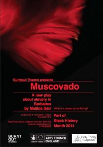 'Muscovado' by BurntOut Theatre @ Holy Trinity Church  | London | United Kingdom