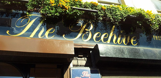 Situated a swift stroll from the tube, the pub (which opened as recently as 1993) takes its name from nearby Beehive Place and is located in premises formerly occupied by […]