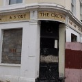 The old Crown pub on Coldharbour Lane, Brixton set to be a Co-Op supermarket