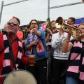 Record breaking crowd of 2,856 at Dulwich Hamlet witness exciting 2-2 draw with Hampton & Richmond Borough