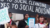 Campaigners trying to save theCressingham Gardens Estate in South London from demolition are planning their second march on Lambeth Town Hall this Saturday. As before, themarch will assemble at10.30am outside […]