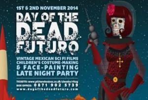 Day Of The Dead Futuro @ Various Brixton Venues | London | United Kingdom