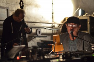 DG 307 @ Jazzlive at the Crypt, St Giles Church | London | England | United Kingdom