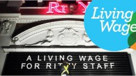 In a welcome move, Curzon Cinemas today committed to pay their staff the full Living Wage.
