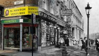 Here's another of our Brixton history features, this time comparing how the view from the corner ofPomfret Road and Coldharbour Lane near Loughborough Junction has changed in over 100 years.