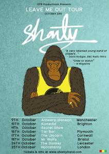 Shanty @ Hootenanny | London | United Kingdom