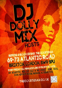 DJ Dolly Mix hosts Reprise @ Boudoir Bar, The Courtesan @ Boudoir Bar, The Courtesan | London | United Kingdom
