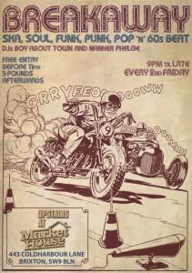 Breakaway - Ska, Soul, Funk, Punk, Pop 'n' 60s Beat (upstairs) @ Upstairs at Market House | London | United Kingdom