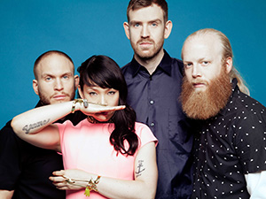 Little Dragon @ O2 Academy Brixton | London | United Kingdom