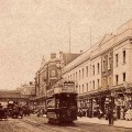 Brixton history: Black Horse, Quin & Axtens and a tram on Brixton Road