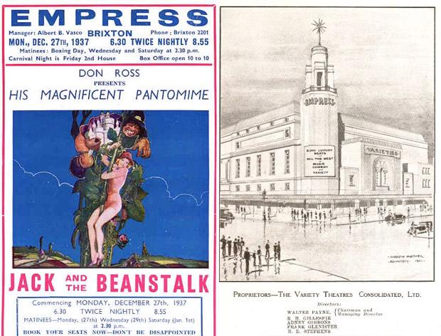 Brixton Empress Theatre