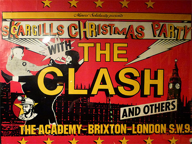 Christmas past in Brixton - Victorian balloons, 70s cravats, The Clash and a juvenile paradise