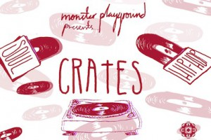 Crates Valentines Special @ Upstairs at The Ritzy | London | United Kingdom