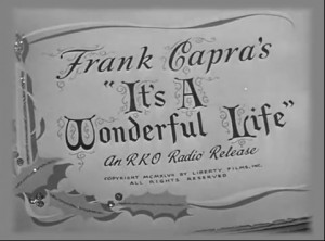 It's A Wonderful Life ~ showing at ~ Cafe Cairo  @ Cafe Cairo  | London | United Kingdom