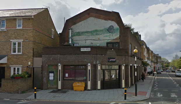 So it's goodbye to the Harmony Bar/Mingles/The George on Railton Road, Brixton