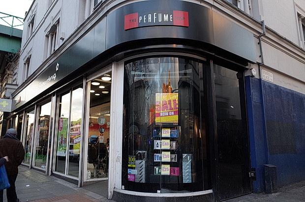 Girls clothing stores. Ferrell