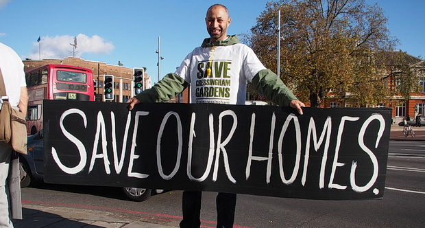 Lambeth Living Well, or Making Ill? Housing in crisis