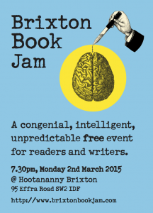 Brixton BookJam @ Hootananny Brixton | London | United Kingdom