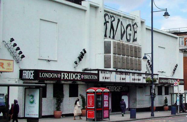 Chancer puts old Brixton Fridge nightclub sign up for sale on eBay