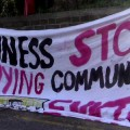 Brixton Guinness Trust campaigners celebrate as eviction is stopped