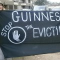 Guinness Trust Housing activists plan anti-eviction action for Thurs 19 Feb
