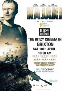 Kajaki @ The Ritzy Cinema | London | United Kingdom