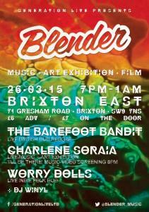 Blender Festival @ Brixton East 1871 | London | United Kingdom