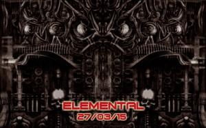 ELEMENTAL PARTY @ Club 414