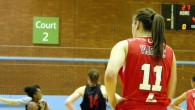 Brixton Topcats Ladies team finished their debut season in the Women's British Basketball League on Sunday with a convincing 53-35 home victory against Leicester Riders at Brixton Rec.