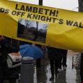 Knights Walk residents fight against Lambeth's demolition and regeneration plans