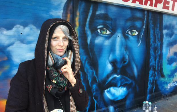 Save Brixton Arches: threatened traders unite and use street art to publicise their plight