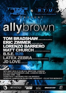 Brixton Trance Underworld & Trance Is Here presents Next Generation @ Club 414   London   United Kingdom