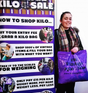 The Official Vintage Kilo Sale @ Lambeth Town Hall | London | United Kingdom
