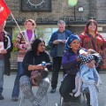 Brixton Guinness Trust campaigners plan another blockade: Tues 26th May 8.30am