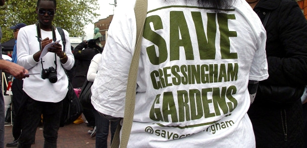 Lawyers issue proceedings for residents in Cressingham Gardens Estate legal challenge
