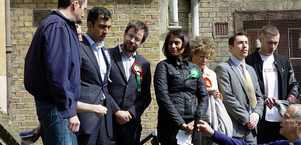 Things that we now know following the Vauxhall hustings that took place at the Oval Farmer's Market on Saturday morning…
