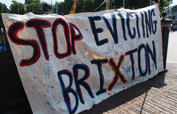 Campaigners vow to block Labour housing co-op evictions today