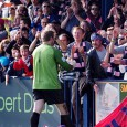A huge away support of over 350 travelling fans saw Hamlet secure a crucial point at Tonbridge Angels on Saturday afternoon – and book themselves a place in the play […]