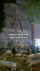 Granville market space @ London | United Kingdom