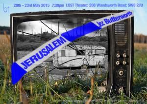 Jerusalem @ LOST Theatre   London   United Kingdom