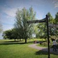 Brockwell Park in bloom - photos of the south London park in the May sunshine