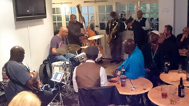 Friday 6th January, SW2 Live Jazz at the Effra Hall Tavern