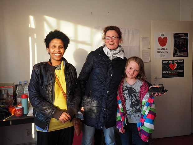 Urgent appeal as mother and two children are being evicted from Brixton Guinness Trust