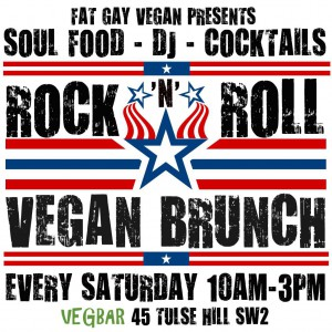 Rock n Roll Vegan Brunch @ VegBar  | London | United Kingdom