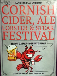 Cornish Festival! Cider & Lobster + Steak& Ale @ The Duke of Edinburgh | London | United Kingdom