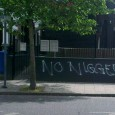 We were shocked to learn that some racist graffiti had appeared overnight outsideDee Dee's jazz and funk bar in Herne Hill, south London. Related Tags:
