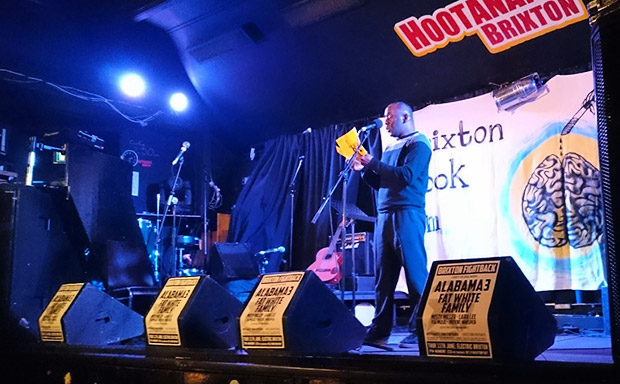 Brixton BookJam celebrates its third birthday with another busy night at Hootananny