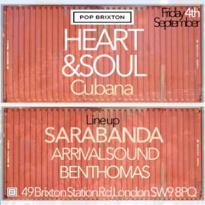 Cuban/Salsa/Funk/Reggae (FREE ENTRY) @ Pop Brixton | United Kingdom