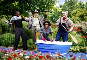 WIND IN THE WILLOWS @ Walled Garden, Brockwell Park | London | United Kingdom